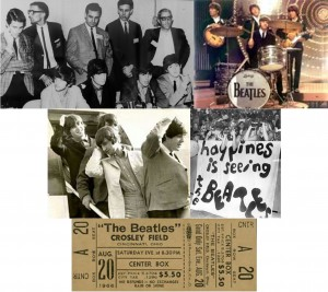 beatles-collage
